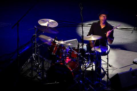 Manu Katché & friends Åpningskonsert Oslo Jazzfestival 2017