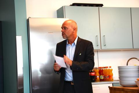 Prosjektdirektør Ketil Asklien