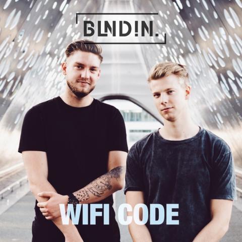 BLND!N brengt eerste single WIFI CODE uit