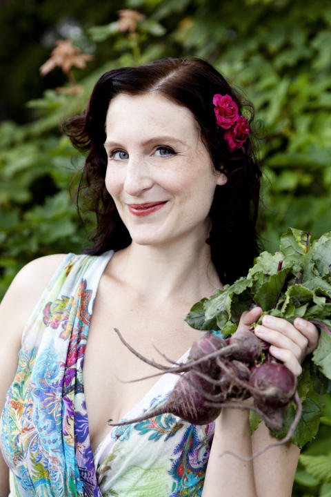 Sigrid Bárány, Årets Mästerkock 2012