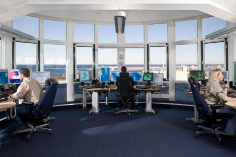 Svensk-dansk sjötrafikövervakning i Öresund firar tio år