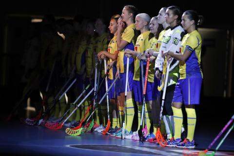 Två debutanter i damlandslagets VM-kvaltrupp