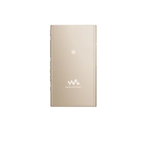 WALKMAN_NW 45_von Sony_gold_2