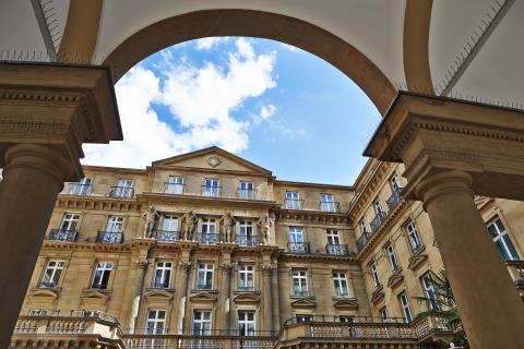 Steigenberger Frankfurter Hof to host 7th International Railway Summit
