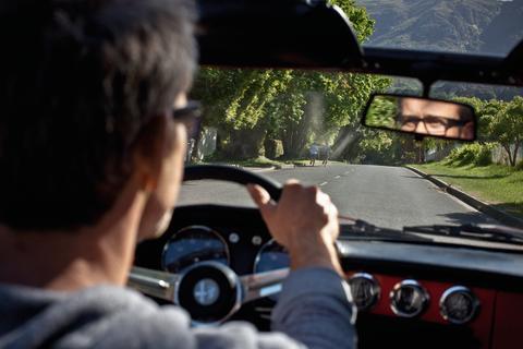 Bättre syn vid bilkörning.