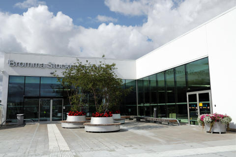 Bromma Stockholm Airport wins international customer experience award