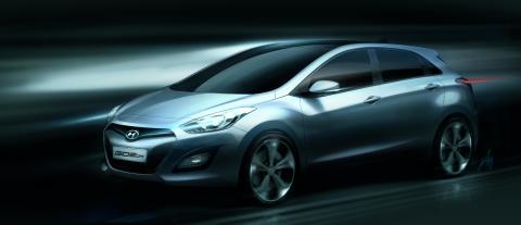 Ny Hyundai i30