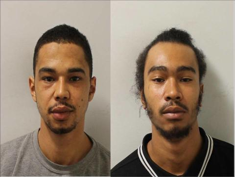 Men who battered construction worker with glass bottles and left him for dead jailed