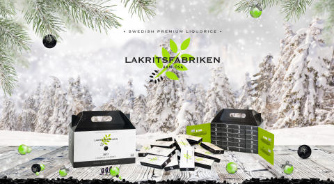 Höstens nyheter från Lakritsfabriken i Ramlösa