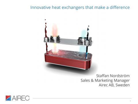 Compressed air cooling presentation