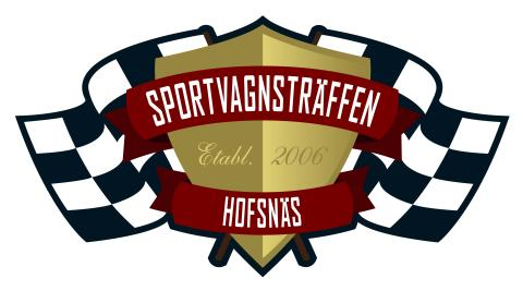 Tryckbar logotyp för Sportvagnsträffen