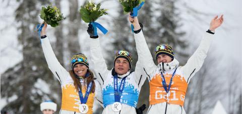 Andersson blir förbundskapten för de Paralympiska medalj-hjältarna från Sotji
