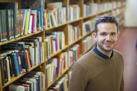 Magnus Bremmer. Foto: Niklas Björling