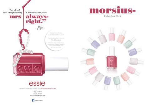essie bridal collection 2016