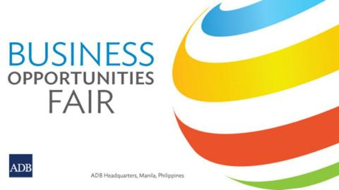 7th ADB Business Opportunities Fair 2016 in Manila
