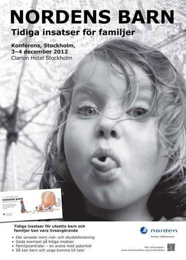 Nordens Barn - Tidiga insatser för familjer