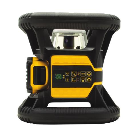 DEWALT Debuts New 20V MAX* Rotary Tough Lasers and  Laser Distance Measurers