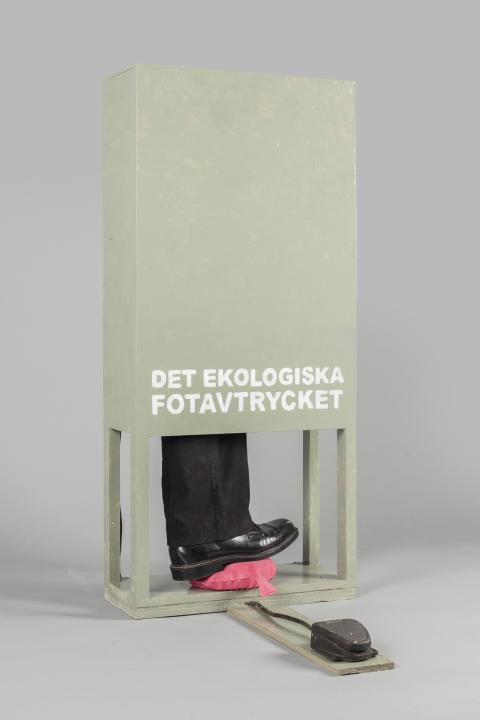 Det ekologiska fotavtrycket – Ville Högström