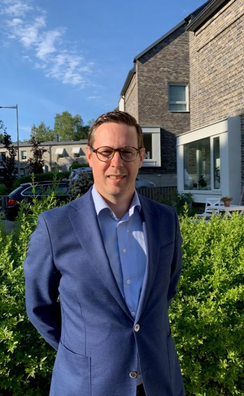 ED Gruppen tillsätter Henrik Eklund som Affärschef