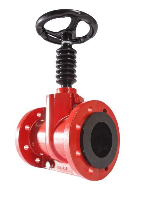 New PVG valve in operation