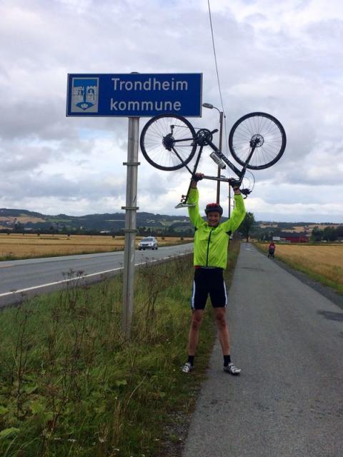 Vi ankommer Trondheim kommune