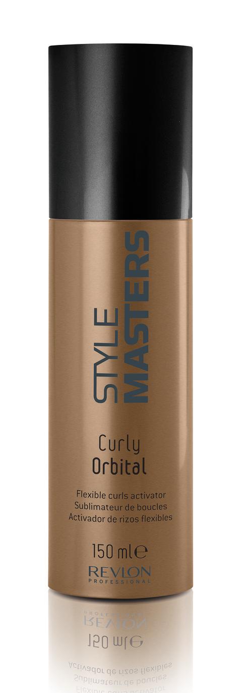 Revlon Style Masters Curly Orbital