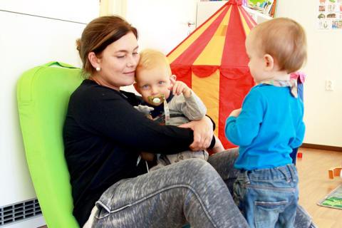 Selvhjulpne barn i barnehagen