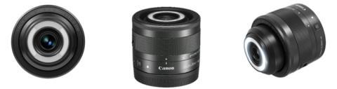 Canon presenterar världens första AF-objektiv med en inbyggd Macro Lite* – EF-M 28mm f/3.5 Macro IS STM