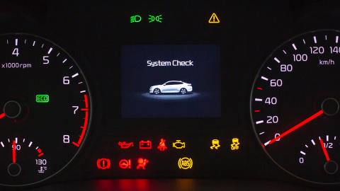 Kend-bilens-advarselslamper