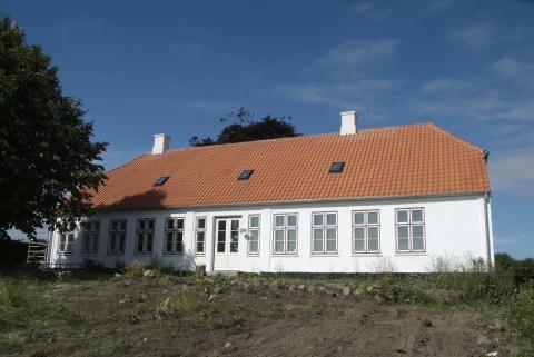 Stuehuset til Dybbøl Mølle