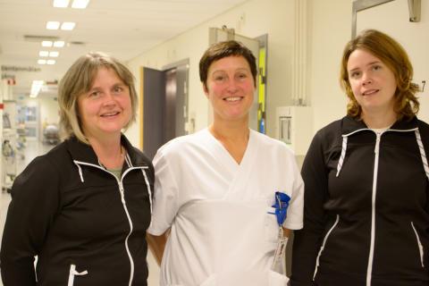 Nytt arbetssätt på akutmottagningen i Skellefteå