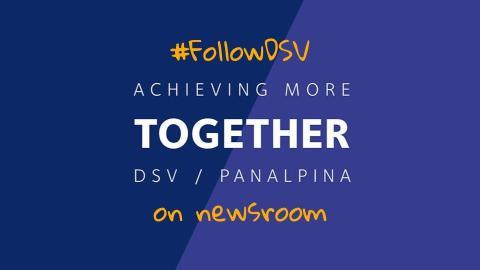 Panalpina newsroom has been integrated in DSV