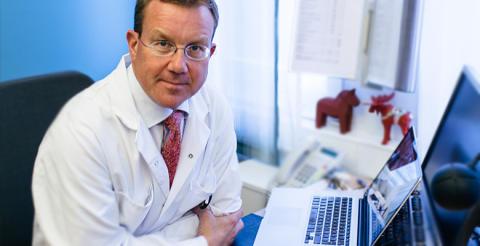 Framtidens specialistvård -träffa din plastikkirurg via videolänk
