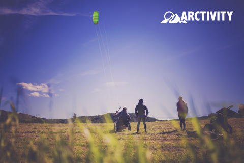 Kiting Arctivity