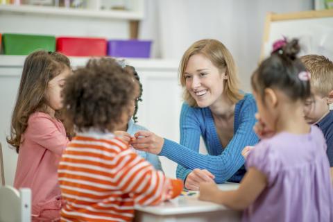 """Förskolans Dag den 19 maj: """"Privata förskolor är en välmående bransch"""""""