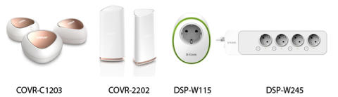 Uppdaterad mydlink-app från D-Link är kompatibel med Google Home och Amazon Alexa