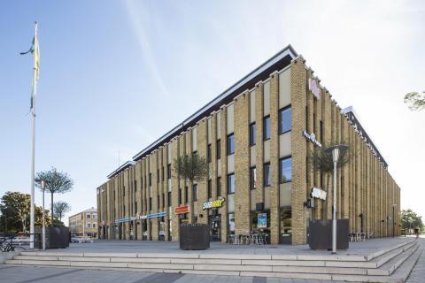 Fastighets AB Stenvalvet (publ) tecknar nytt hyresavtal med Försäkringskassan i Kalmar