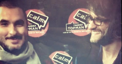 CALM Takeover Topman