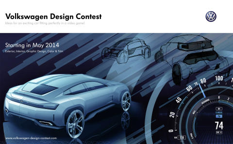 Volkswagen launches competition for young design talent