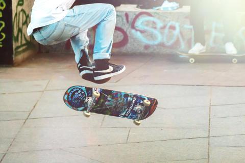 System Verification sponsrar Skateboard Freestyle VM i Stockholm