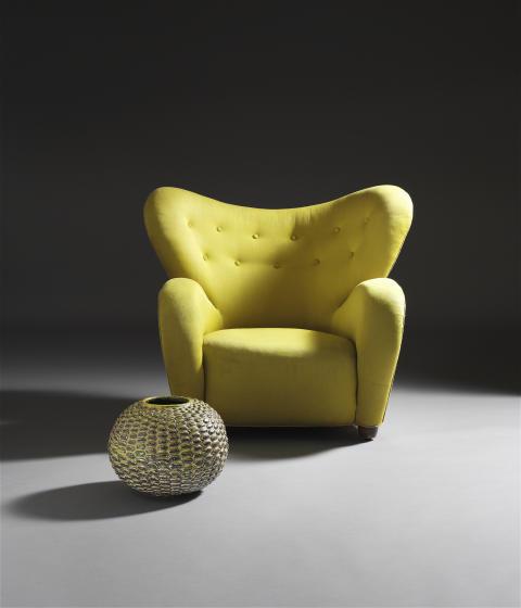 Flemming Lassen Easy Chair
