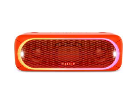 SRS-XB30 von Sony_rot_7