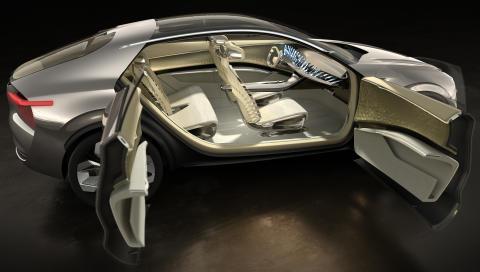 Bilsalongen i Genève: Kia växlar upp elektrifieringen