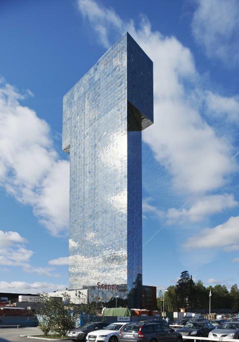 Scandic Victoria Tower kåret til årets hotellbygg
