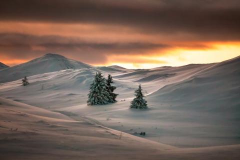 Ramblers Walking Holidays: Cross Country Skiing - Norwegian Delights, Norway