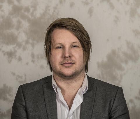 Fredrik Bäck, HR Business Partner, BT Products AB