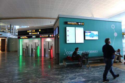 Expanding scheme for smoother connecting flights