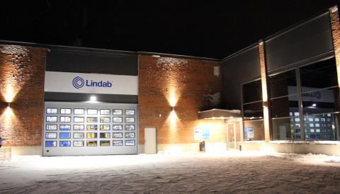 Lindabs nya lokaler i Luleå