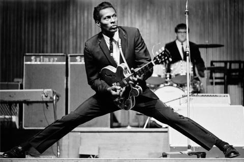Barockt III – Rock i barocken.  Chuck Berry