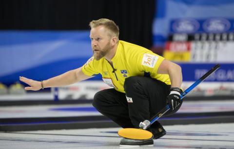 Seger mot USA men sedan bröt Norge den svenska segersviten